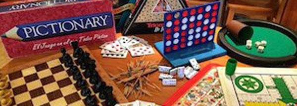 Juegos de mesa y más